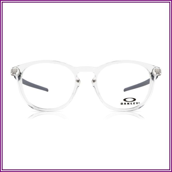 Oakley Pitchman R Carbon OX8149 814903 Polished Clear from VISUAL CLICK