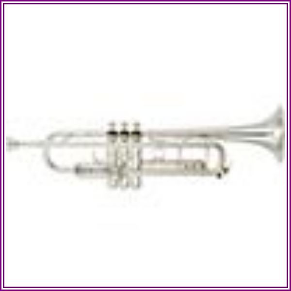 Yamaha Yamaha YTR-9335CHS III Artist Model Bb Trumpet Silver plated Yellow Brass Bell from Music & Arts