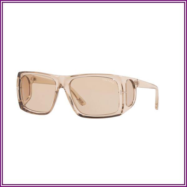 TOM Ford Rizzo FT0730 20A Gray from VISUAL CLICK