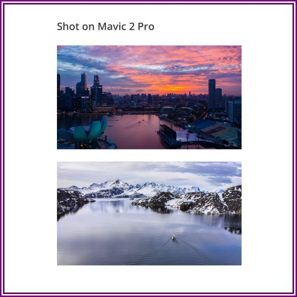DJI Mavic 2 Pro - Quadcopter - Wi-Fi from Dell Canada - Home & Small Business