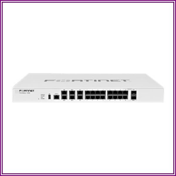 Fortinet FortiGate 100E - UTM Bundle - security appliance - with 5 years FortiCare 24X7 Comprehensive Support + 5 years FortiGuard from Dell Canada - Home & Small Business