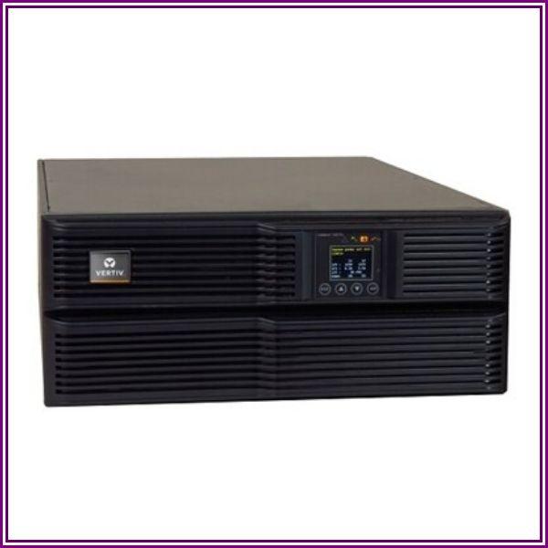 Liebert GXT4-6000RTL630 - UPS - 4200-watt - 6000 VA from Dell Canada - Home & Small Business
