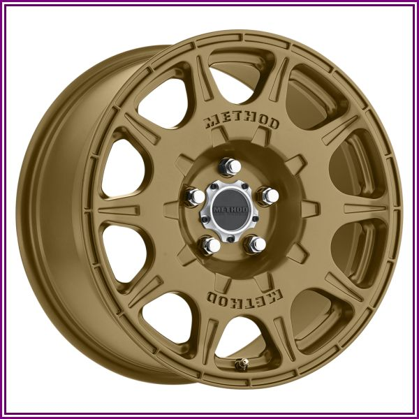 Method Race Wheels MR502 Rally 17 X8 5-114.30 38 BZMTXX from Discount Tire