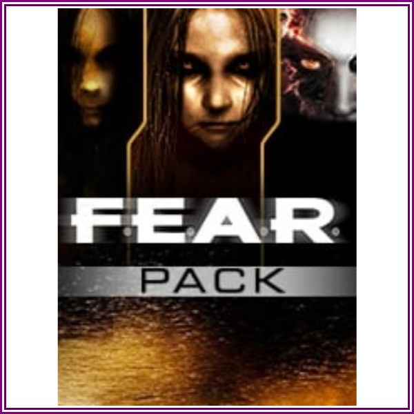 F.E.A.R Pack from Green Man Gaming US