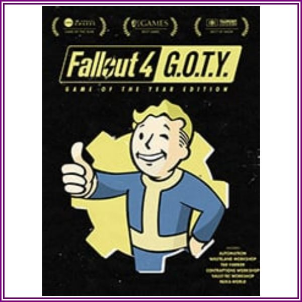 Fallout 4 GOTY Edition from Green Man Gaming US