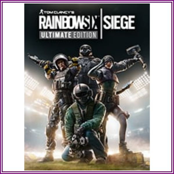 Tom Clancy's Rainbow Six® Siege Ultimate Edition Year 5 from Green Man Gaming US