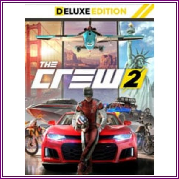 The Crew 2 - Deluxe Edition from Green Man Gaming US