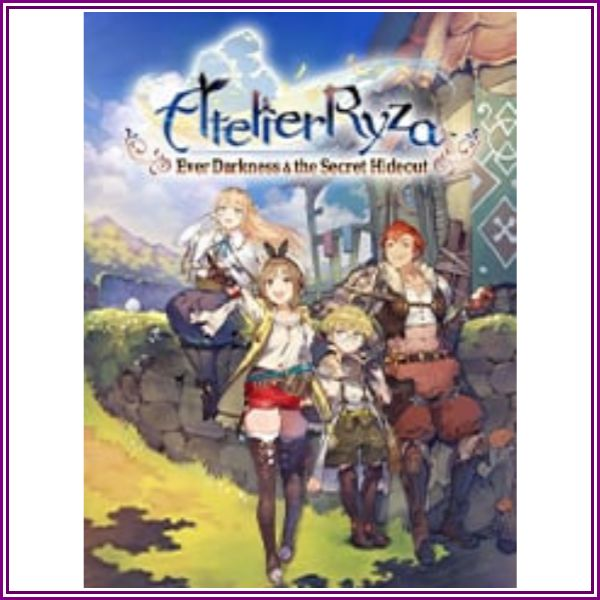 Atelier Ryza: Ever Darkness & the Secret Hideout from Green Man Gaming US