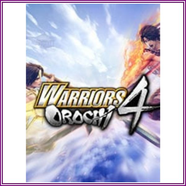 WARRIORS OROCHI 4 Ultimate from Green Man Gaming US