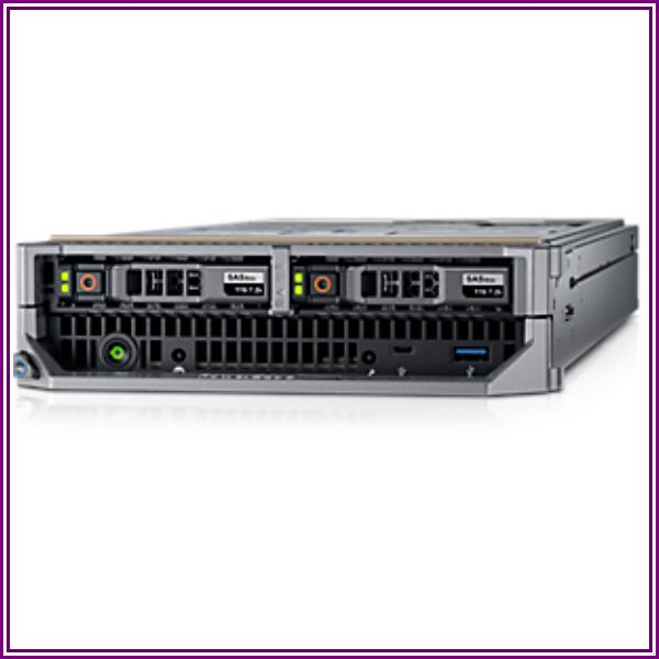 Dell PowerEdge M640 - w/ Intel Xeon Scalable - 8GB - 960G from Dell Canada - Home & Small Business