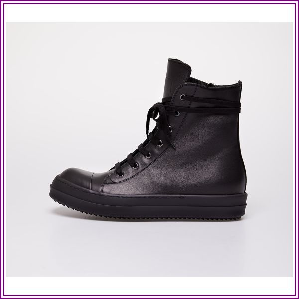 Rick Owens Sneakers Black/ Black from Footshop.eu