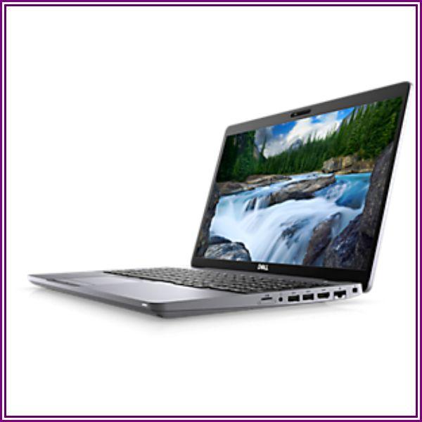 Dell Latitude 5510 Business Laptop - w/ 10th gen Intel Core - 15.6' HD screen - 8GB - 256G from Dell Canada - Home & Small Business