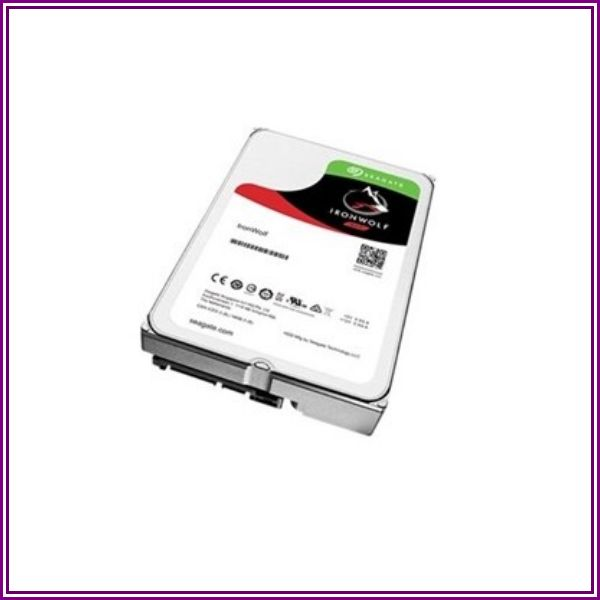 Seagate 2TB IronWolf NAS SATA 6Gb/s NCQ 64MB Cache 3.5-Inch Internal Hard Drive (ST2000VN004) from Tech For Less