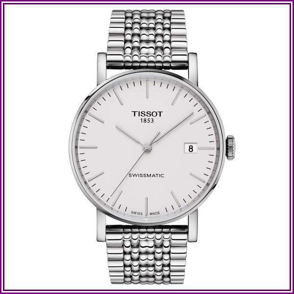 Tissot Everytime Swissmatic - T1094071103100 (Silver/Grey) Watches from uhrcenter - DE