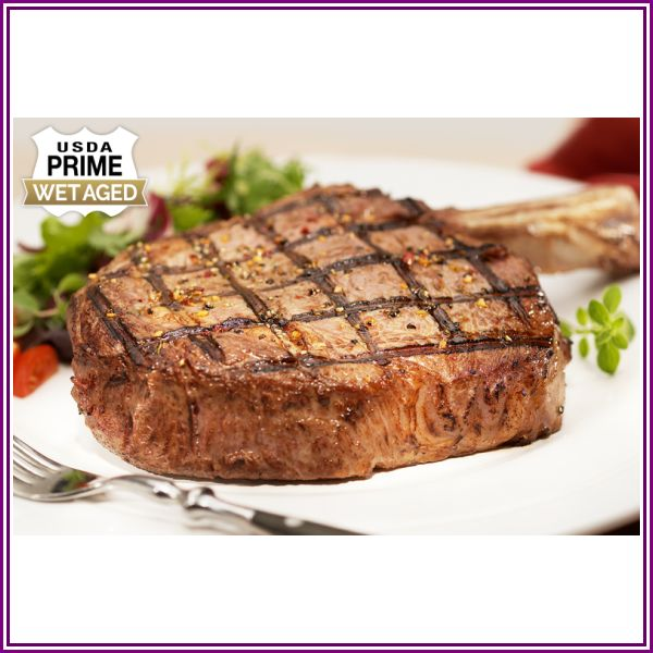 USDA Prime - 4 (16oz) Bone-In Ribeye from Chicago Steak Company
